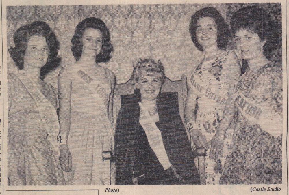 3.5.1963 Torrington Carnival Queen