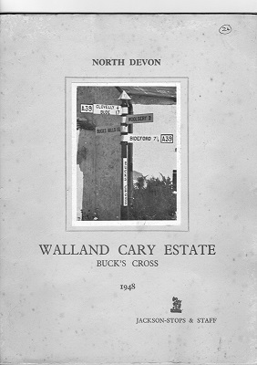 Wolland Cary Estate sale1