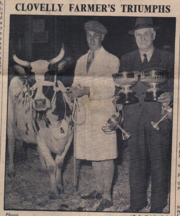 1954 Clovelly farmer1