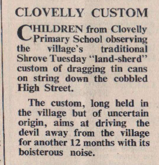 16.3.1973 Clovelly custom2