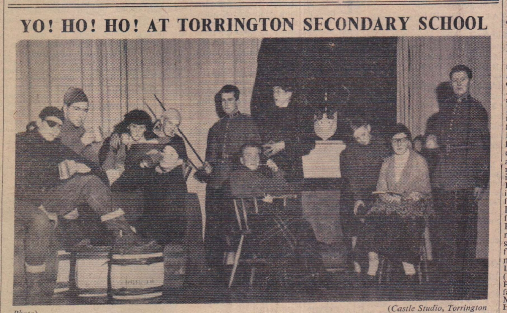 1959 Torrington school